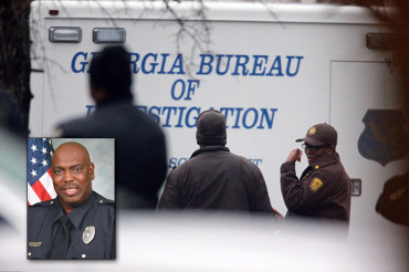 Veteran GA cop shot in the back of the head while he searched for drunk suspect in fog