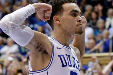 The 20 fittest players in the NCAA March Madness Tournament