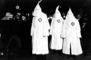 KKK was terrorizing America decades before Islamic state appeared