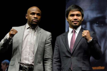 Mayweather, Pacquiao promise fight for the ages
