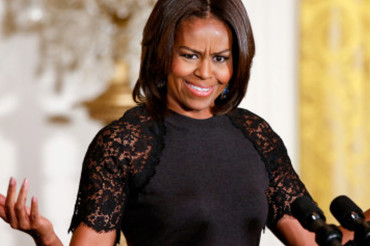Nothing New in the Ape Crack About Michelle Obama