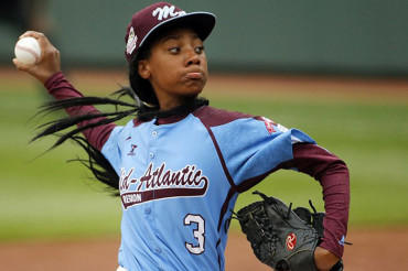 Mo'ne Davis asks college to reinstate her offender