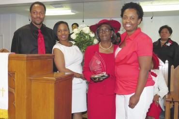 New Faith honors women for distinguished community service