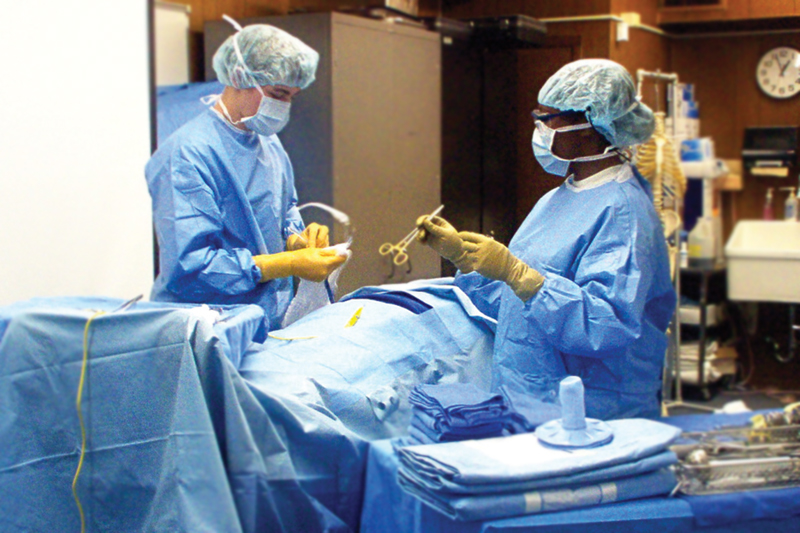 Surgical Technology at PTC