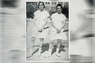 Before Venus and Serena, there were the Peters sisters