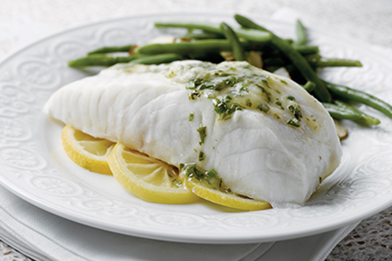 Simple seafood recipes for Lent