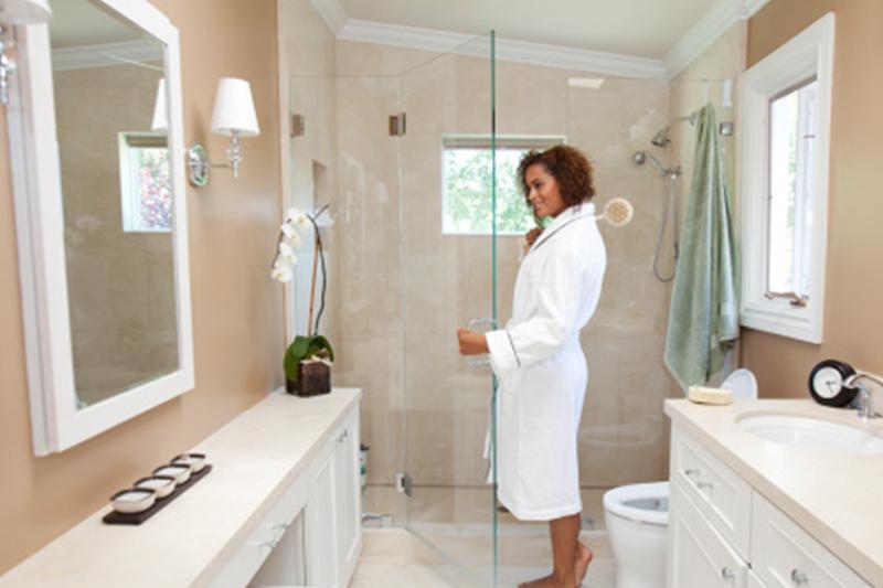 5 Tips for taking back your shower