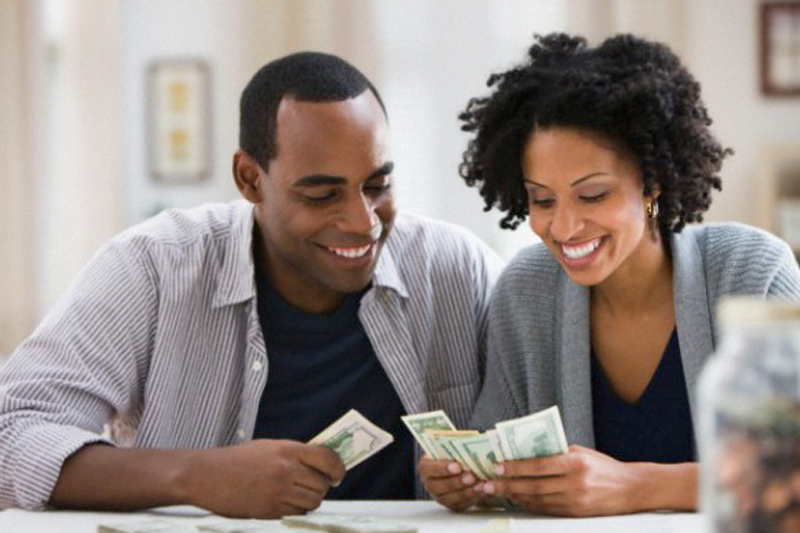 Money management for the 'boomerang' household