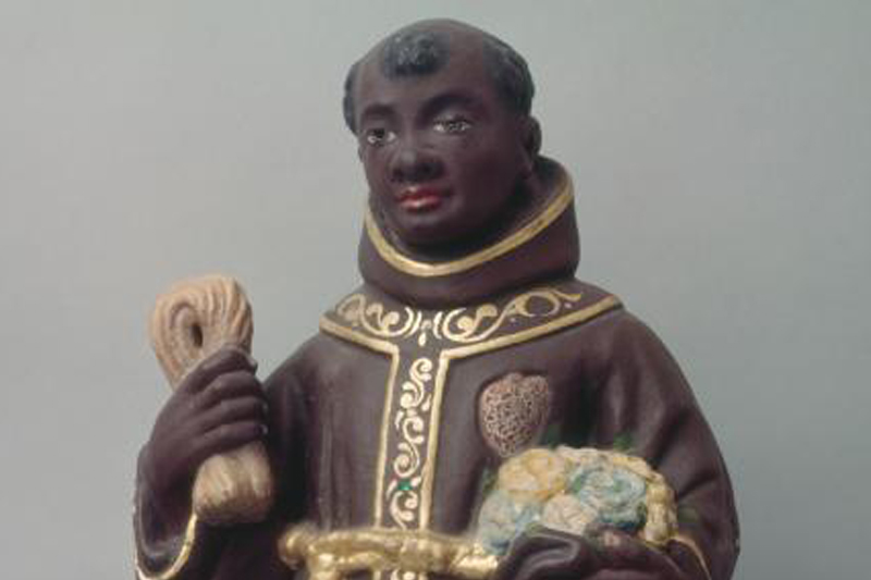 How a Black Saint Was Used to Convert Slaves Into Catholics