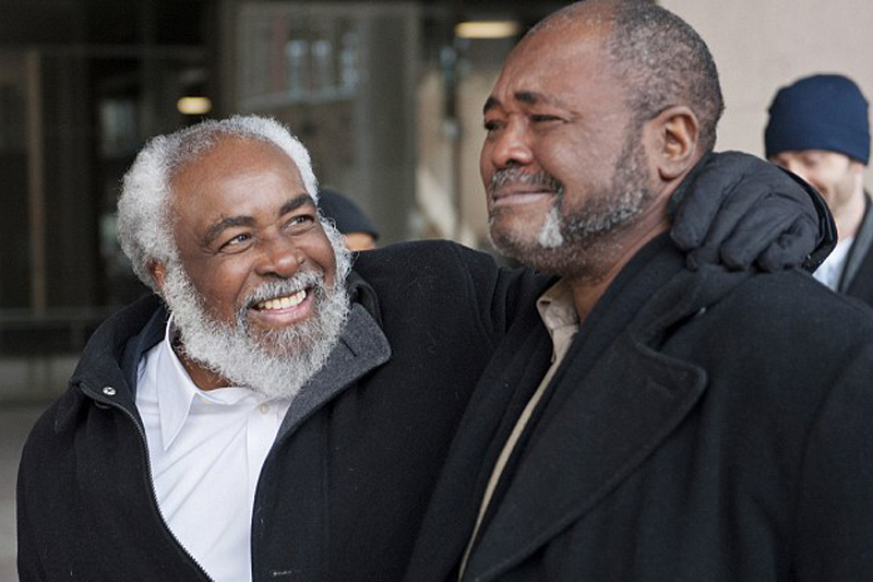 Brothers who spent combined 66 years on Death Row get $1.6million payout for wrongful conviction