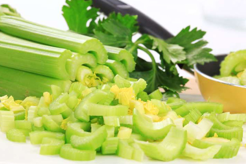 Celery May Help Bring Your High Blood Pressure Down