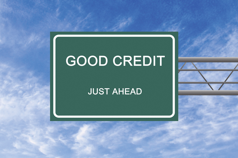 Credit rebuilding: Join the club!