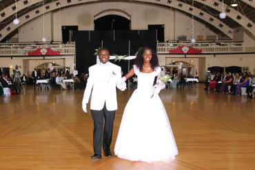 Essence of Ebony Pearls Debutante Scholarship