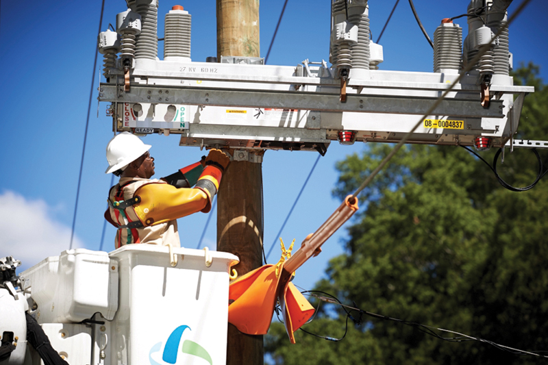 Duke Energy & PCUL offer sessions for prime lineworker jobs