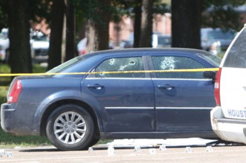 Unarmed father of 3 shot dead by police after leading high-speed chase