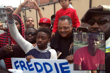 Freddie Gray poisoned as a child, well-known to police after 18 arrests