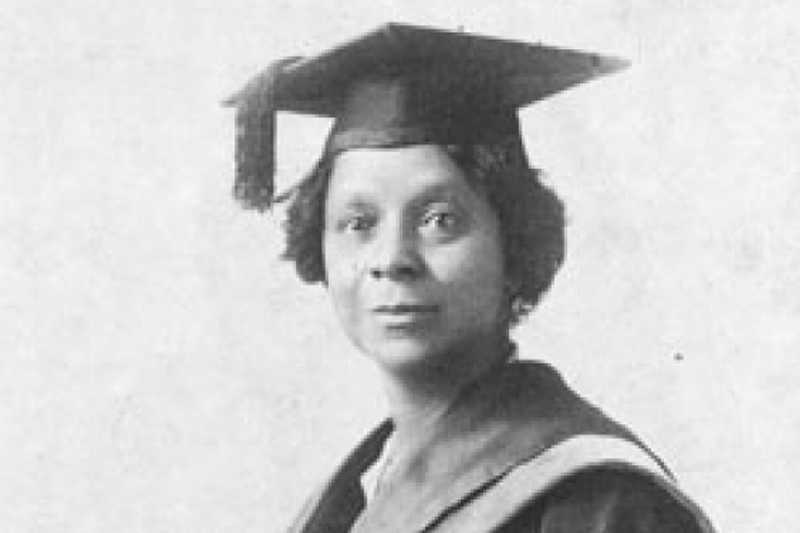 Who Was the 1st Black Female Ph.D.?