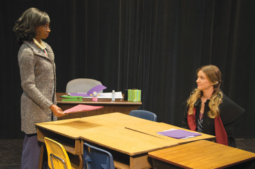 'Gidion's Knot' on stage at Theatre USF