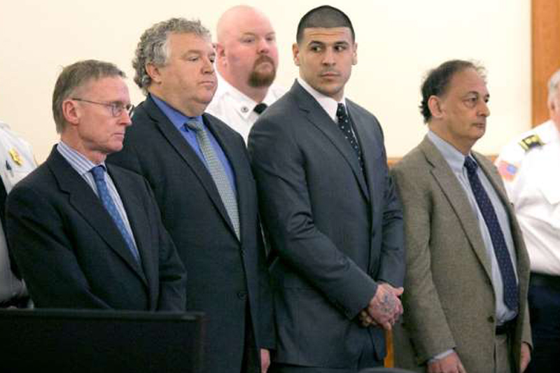A day in court: Behind the scenes as the Hernandez verdict arrived
