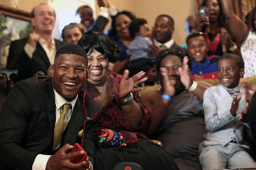 Jameis Winston picked first in the NFL draft despite rape accusations and shoplifting controversy