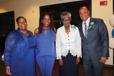 Mary Landis Jones Turner: A life to celebrate