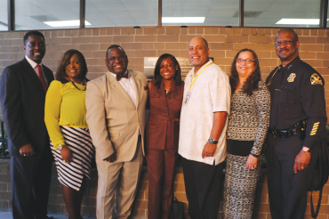Rededication ceremony of Pinellas Technical College