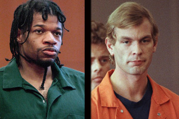 Convict murdered cannibal killer Jeffrey Dahmer 'because he kept making severed limbs out of prison food'