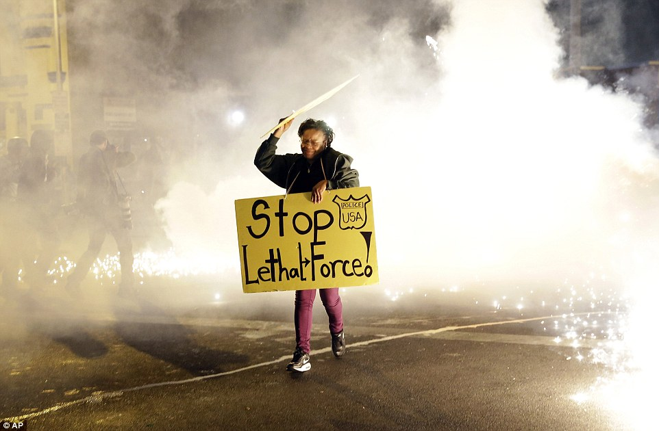 Stop Lethal Force Baltimore, btb