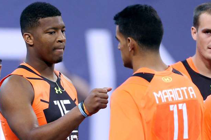 Bell: Skipping draft worse for Winston, Mariota than NFL