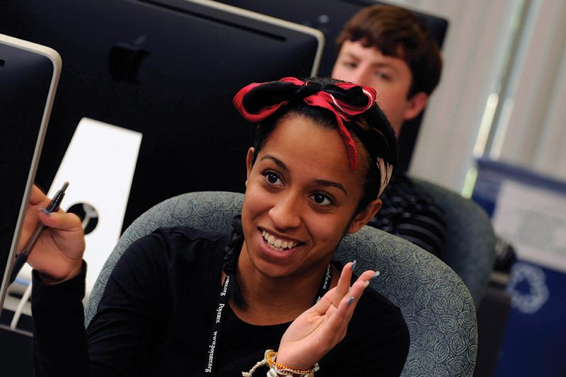Youth summer journalism program