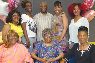 80 years of life celebrated