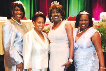 Local AKA Sorority members celebrate 25 and 50 years of service