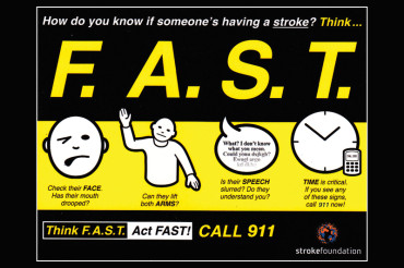 Act F.A.S.T. for stroke