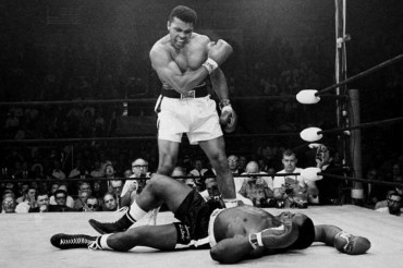 50 years ago Cassius Clay becomes Muhammad Ali and beats Sonny Liston, again