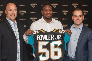 Dante Fowler to the Jaguars