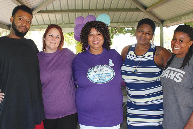 5th Annual Fibromyalgia Awareness event