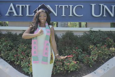 Congratulations, graduate