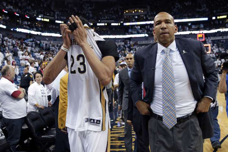 New Orleans Pelicans fire head coach Monty Williams
