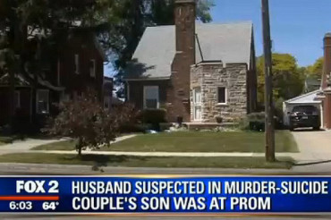 Father waited until son went to prom before murder-suicide