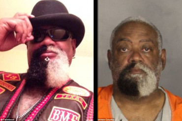 Suspect in Waco shoot-out is retired Detective – as it emerges bikers will escape