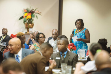 Small Business Salon featured U.S. Small Business Administration Regional Administrator