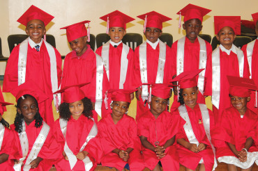 Starling School Class of 2015 Graduates