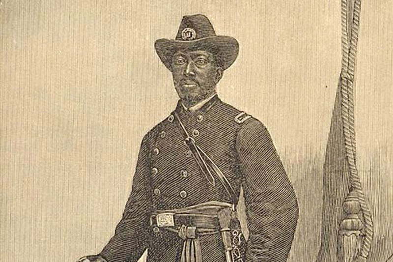"A surgeon, highest ranking black civil war soldier, and the ""Father of Black Nationalism"""