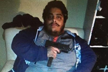 "500lb gangster nicknamed ""Wobbles"" faces prison for high-volume gun trafficking ring"