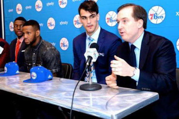 76ers, Kings Could Shake Up NBA Draft