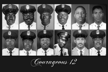 Faces of courage: The Courageous 12