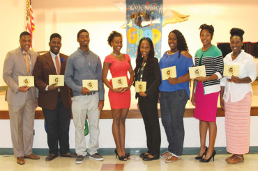 Gibbs Class of 1968, Inc. awards scholarships to high school graduates