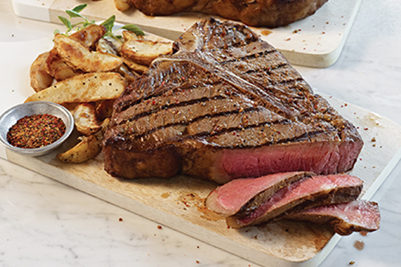 Grill up a memorable Father's Day