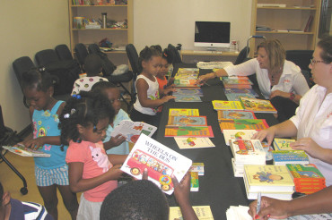 JWB & partners to give thousands of new books to children this summer