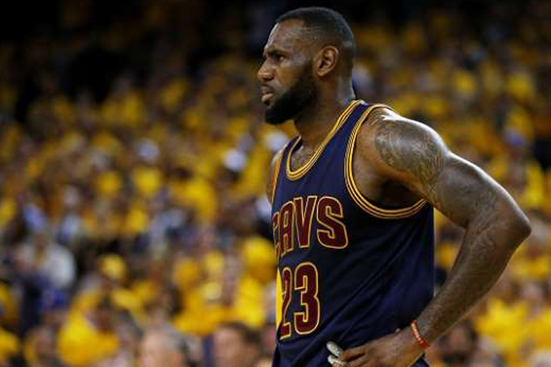 LeBron James and the 5 Greatest NBA Finals Performances of All Time